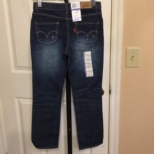 Levi's Bottoms - Levi's Girls Jeans NWT